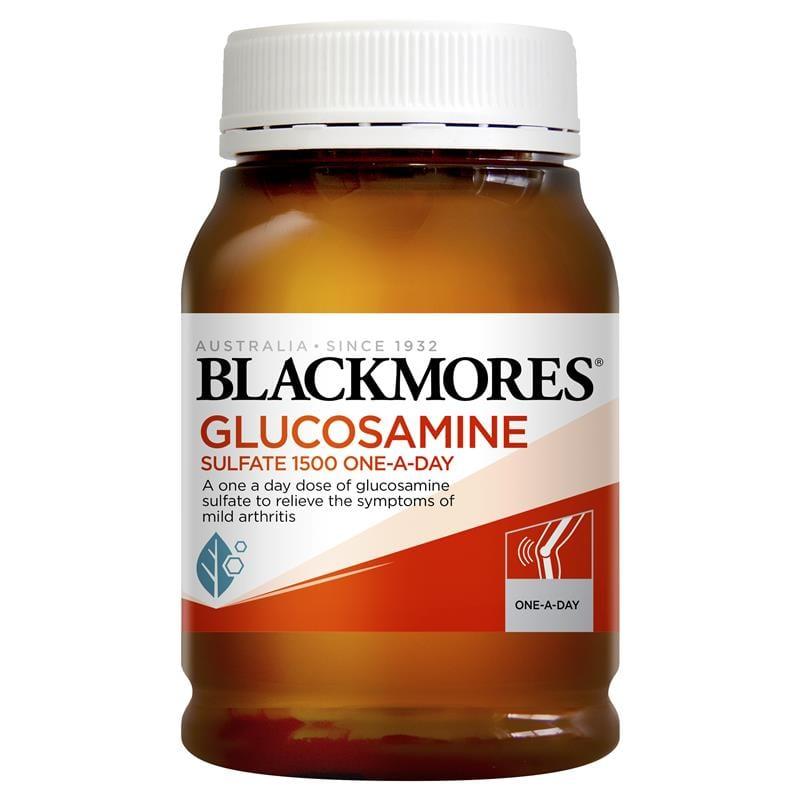 Blackmores Glucosamine Sulfate 1500 One-A-Day của Úc