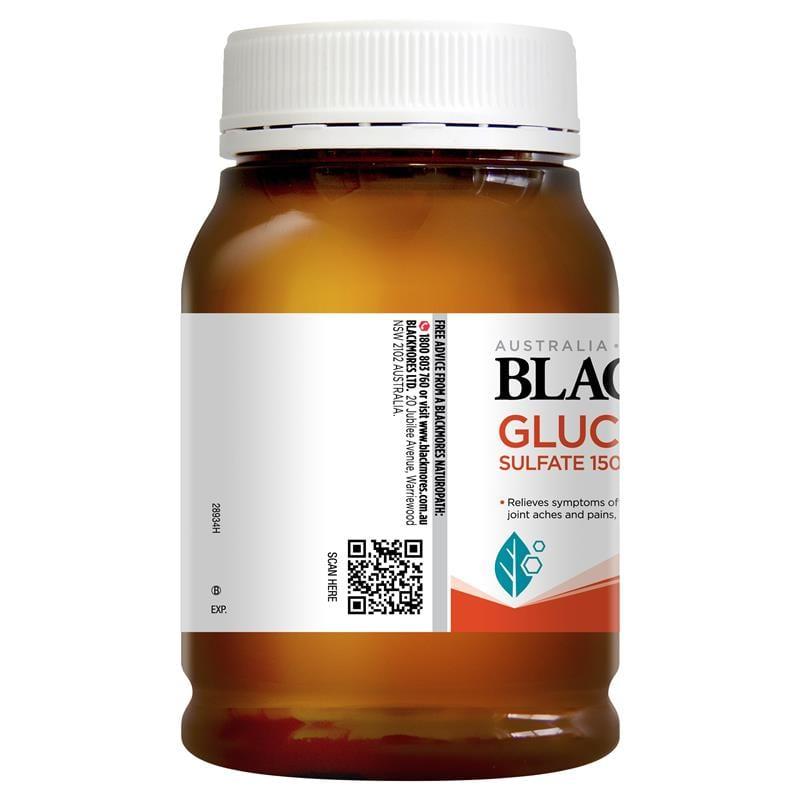 Blackmores Glucosamine Sulfate 1500 One-A-Day