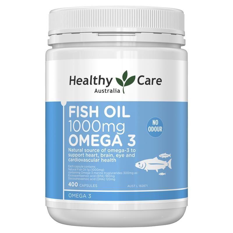 Healthy Care Fish Oil Omega 3