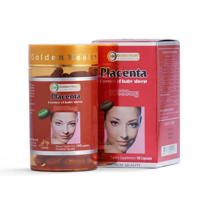 Golden Health Placenta 30000mg