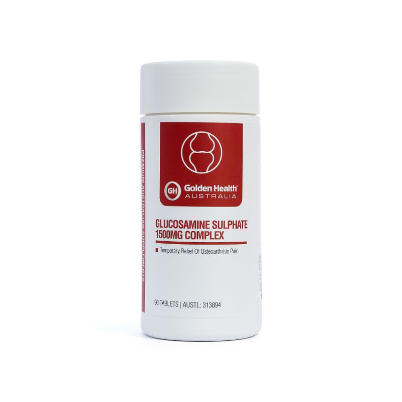 Golden Health Glucosamine Sulphate