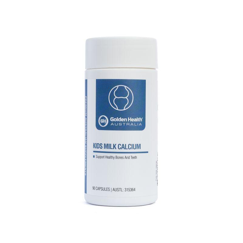 Golden Health Kids Milk Calcium