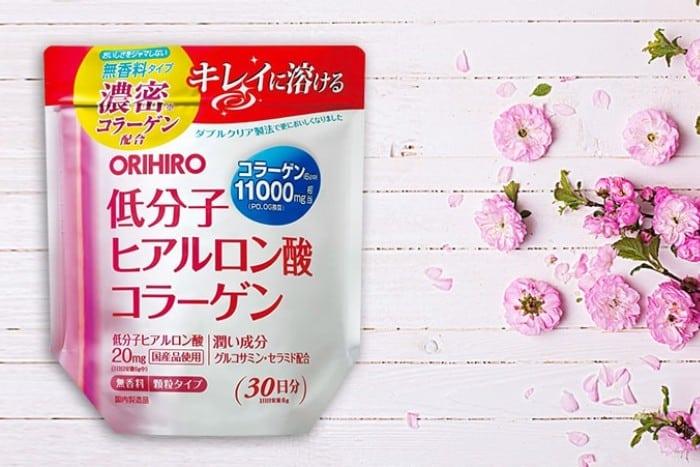Collagen Hyaluronic Acid Orihiro