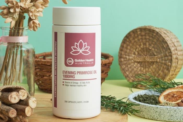 Golden Health Evening Primrose Oil