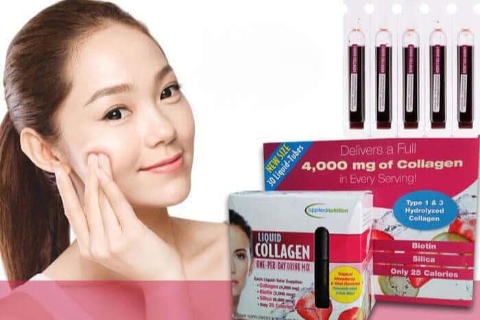 Liquid Collagen One Per Day Drink Mix