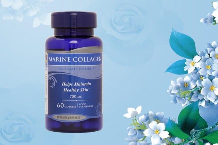 Marine Collagen with vitamin C