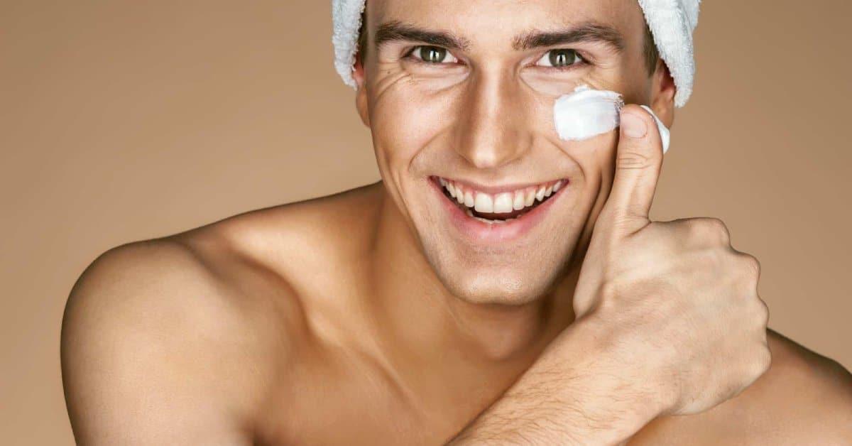 skin care cho nam