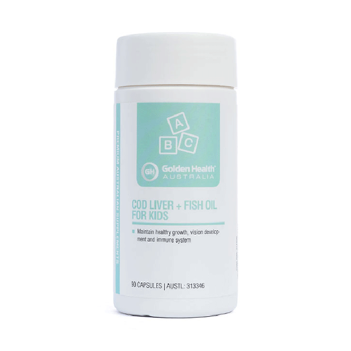 gh cod liver oil