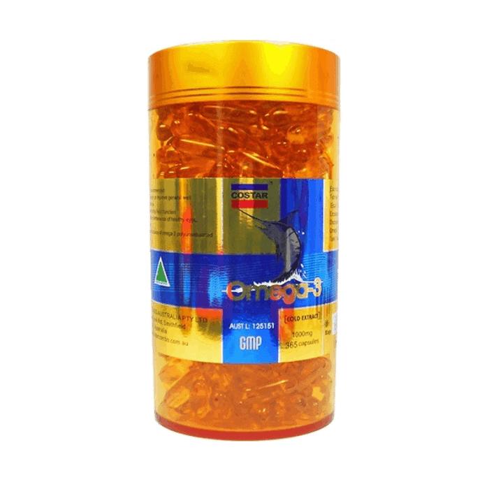 omega 3 costar