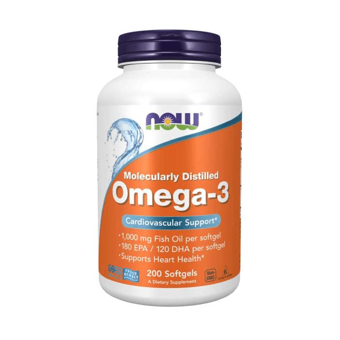 omega 3 now